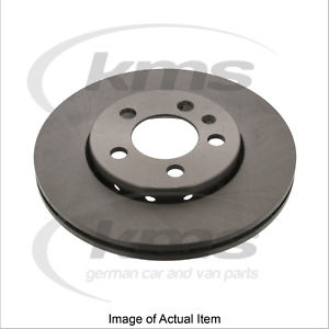 14404 BRAKE DISC FRONT AXLE, OUTER DIAMETER: 256,0MM, IN