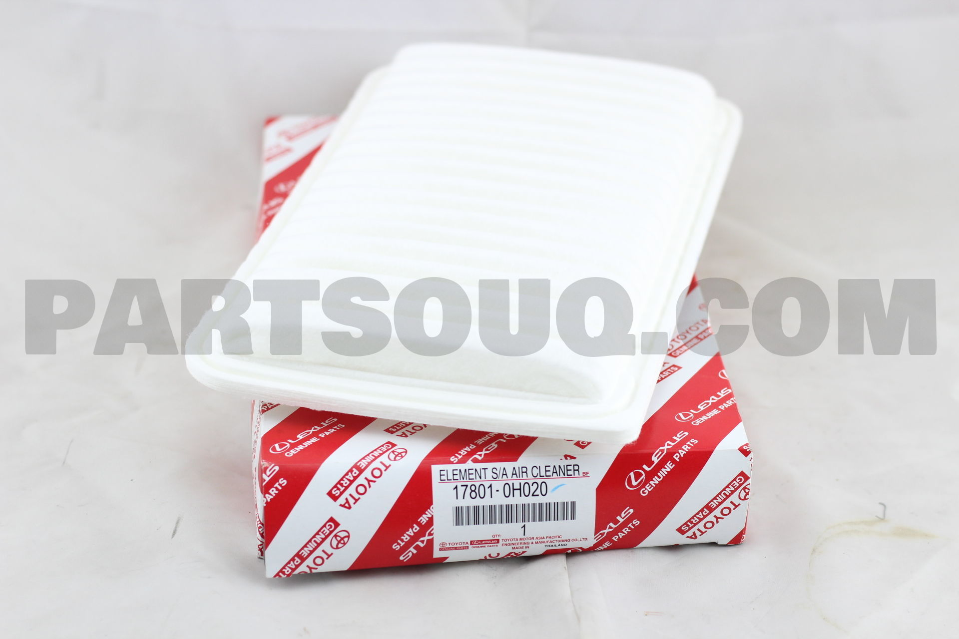 178010H020 ELEMENT SUB-ASSY, AIR CLEANER FILTER
