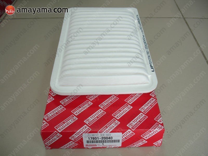 1780120040 ELEMENT SUB-ASSY, AIR CLEANER FILTER