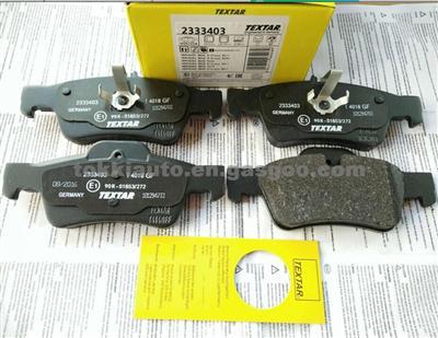 2333403 BRAKE PAD SET, DISC BRAKE         EAN: 40197222487