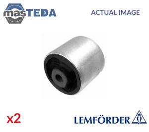3548001 CONTROL ARM-/TRAILING ARM BUSH LEFT AND RIGHT, REA