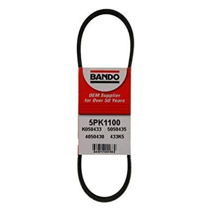 5PK1100 V-RIBBED BELTS 1100MM, NUMBER OF RIBS: 5