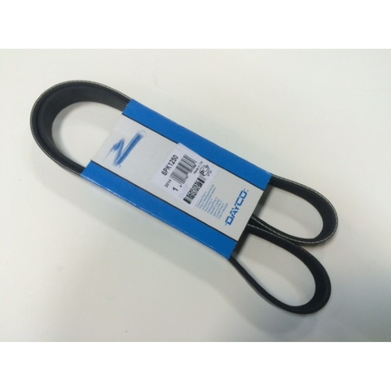 Japanparts DV-6PK1250 V-Ribbed Belts