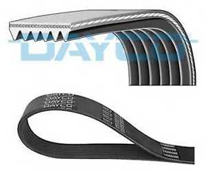 6PK1400 V-RIBBED BELTS 1400,0MM, NUMBER OF RIBS: 6
