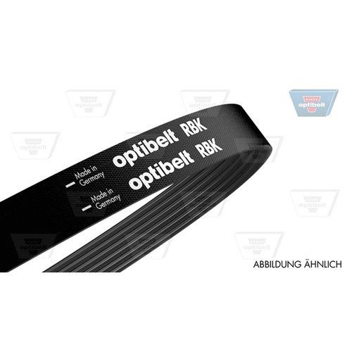 6PK1400 V-RIBBED BELTS 1400MM, NUMBER OF RIBS: 6