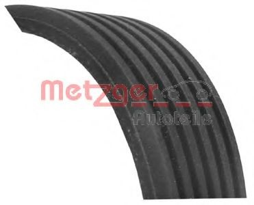 6PK2285 V-RIBBED BELTS DAYCO 2285MM, NUMBER OF RIBS: 6